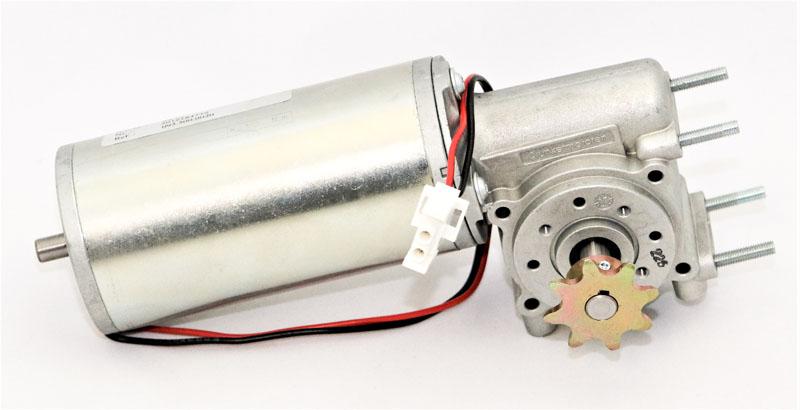 Materialvorwahl Getriebemotor 38:1