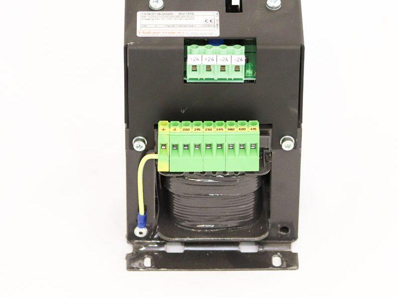Dreiphasen-Netzgerät mit Kondensator