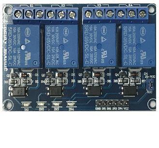 Relais Platine für LED Lichtleiste