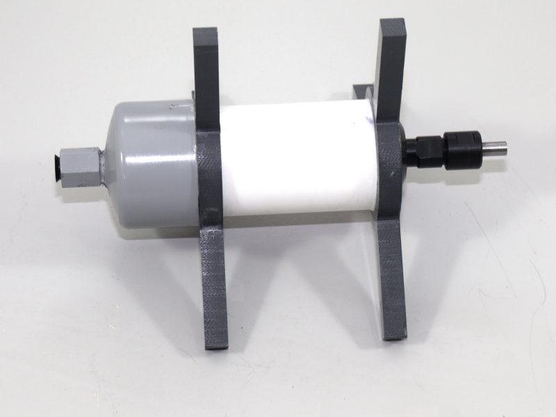 Pneumatikmotor für MiJET